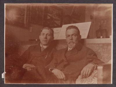 Н.С. Голованов и А.Д. Кастальский