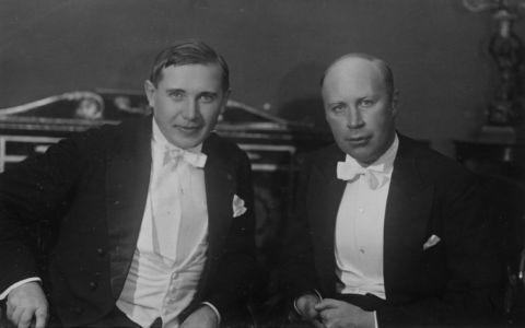 Н.С. Голованов и С.С. Прокофьев